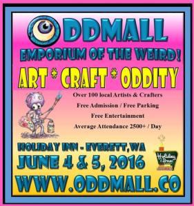 Odd Mall June 2016