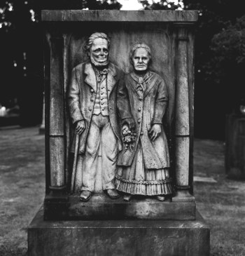 Kathleen's Grave Couple
