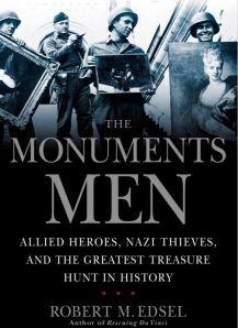 Monuments Men cover