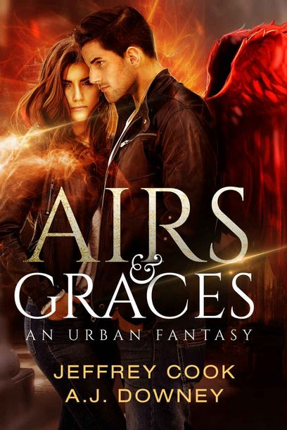 Airs & Graces cover