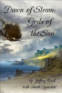 Dawn of Steam Gods of the Sun cover