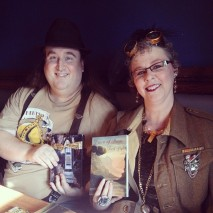 Authors, Jeffrey Cook and Kennedy J Quinn