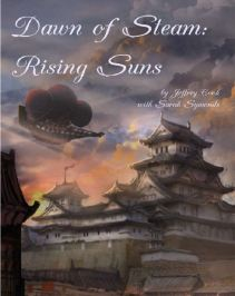 Rising Suns Cover