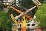Plenty of carnival rides