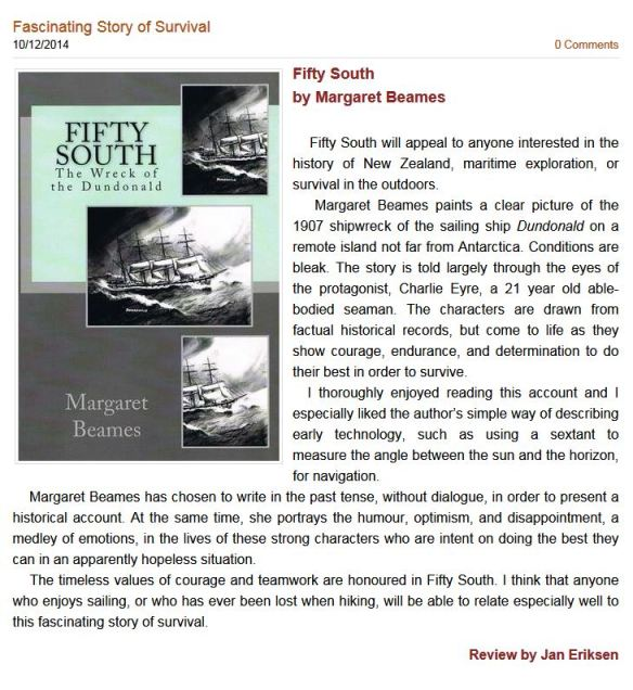 Fifty South Flaxflower Review
