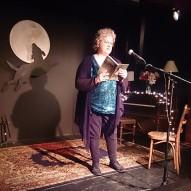 Kathleen Gabriel reading