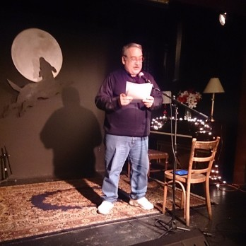 Stephen J Matlock reading