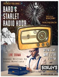 Bard & Starlet Radio Hour Flyer Final