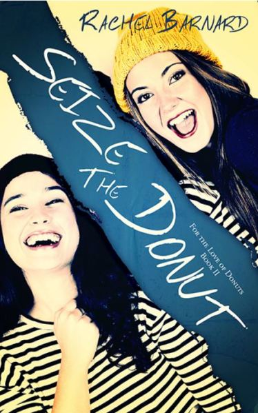 Sieze the Donut cover