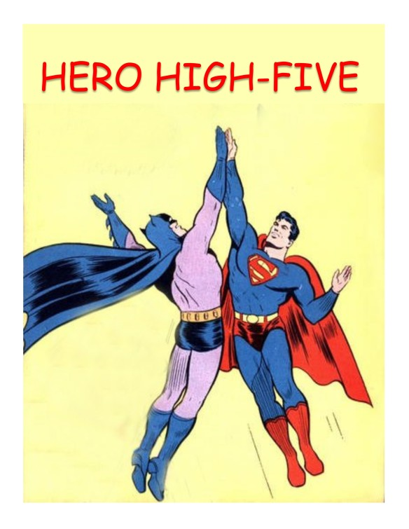 Hero High-Five