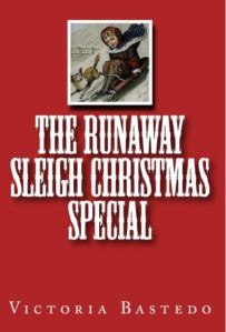 The Runaway Sleigh Cover