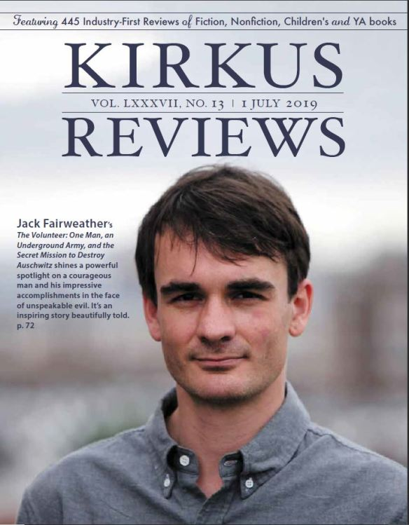 Kirkus Review Cover July 2019