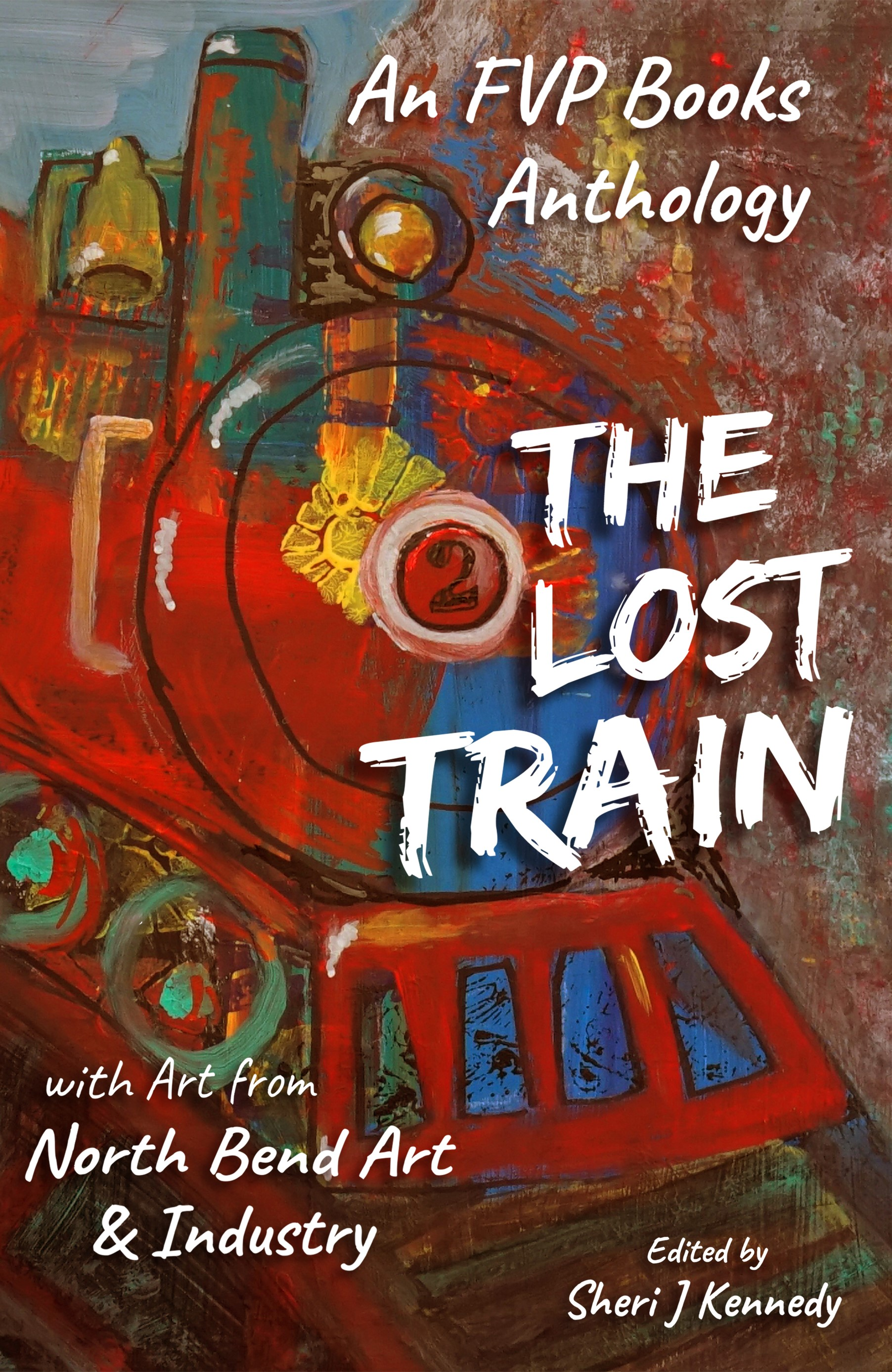 FVP Anthology-THE LOST TRAIN Cover