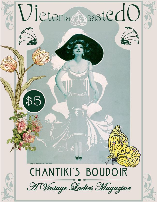 Chantiki's Boudoir cover