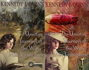 MISS LIV SERIES 1-3 COVERS
