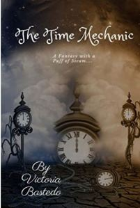 The Time Mechanic Cover